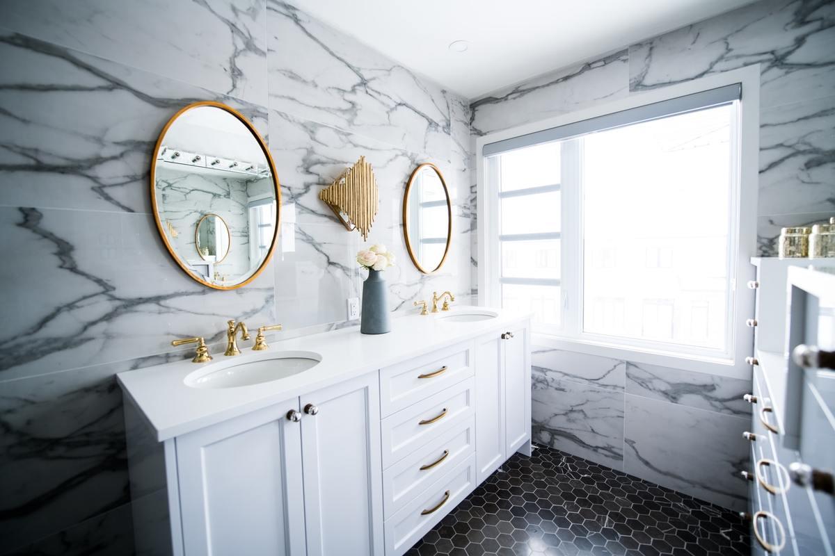 Renovera badrum Gävle omslagsbild