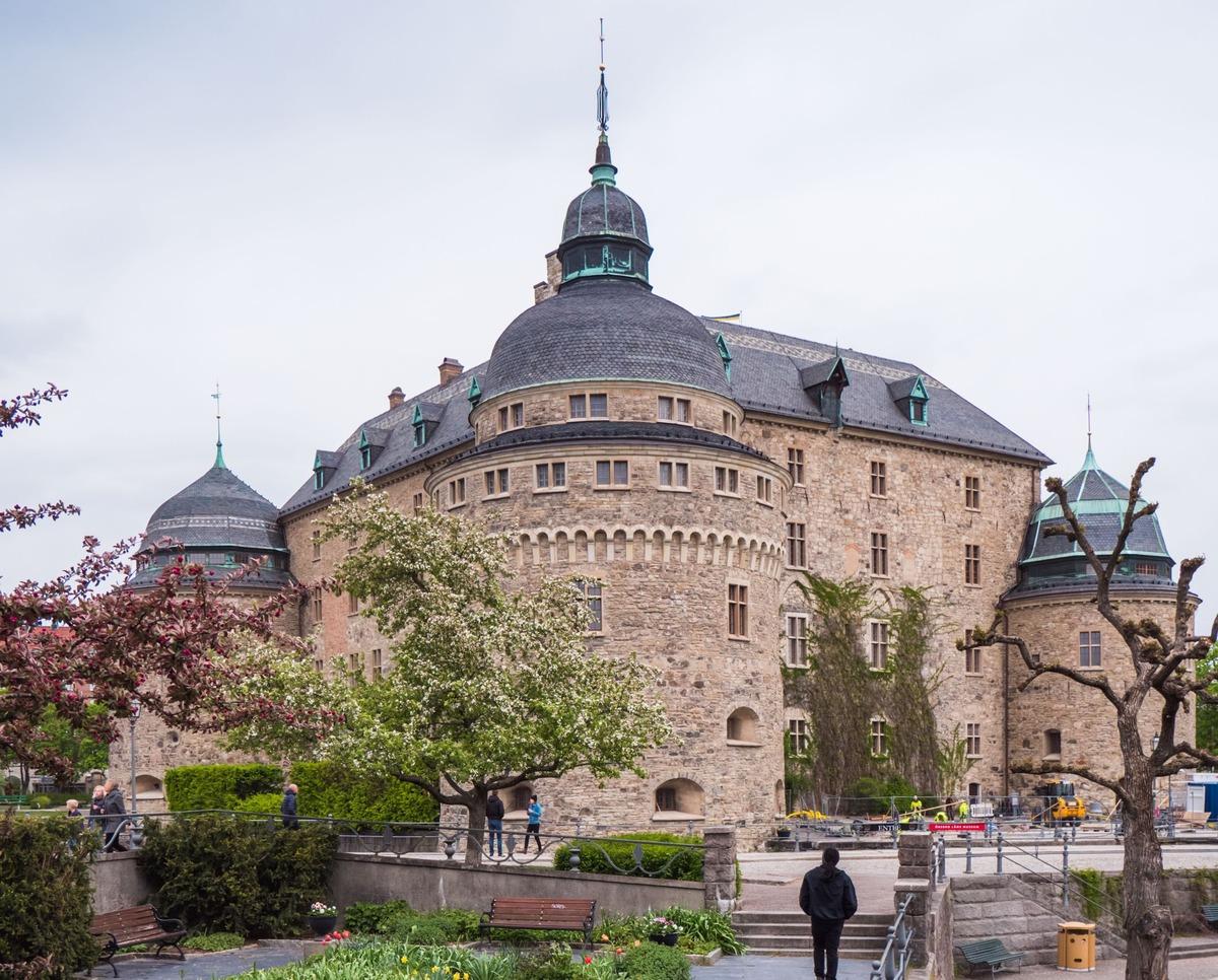 Dränering i Örebro omslagsbild