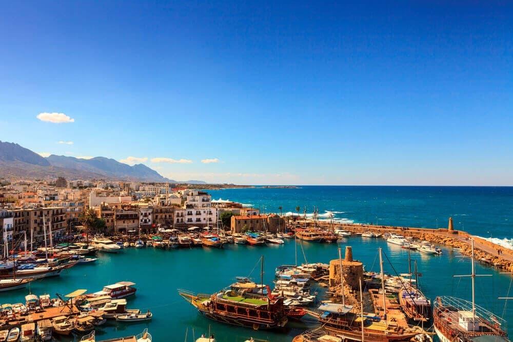Köpa hus på Norra Cypern, Köpa lägenhet Cypern,  Köpa lägenhet Norra Cypern,  Lägenheter Cypern, Norra Cypern fastigheter bild
