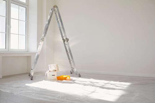 Inomhusmålning