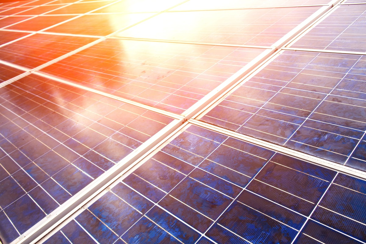 Solceller Falun omslagsbild