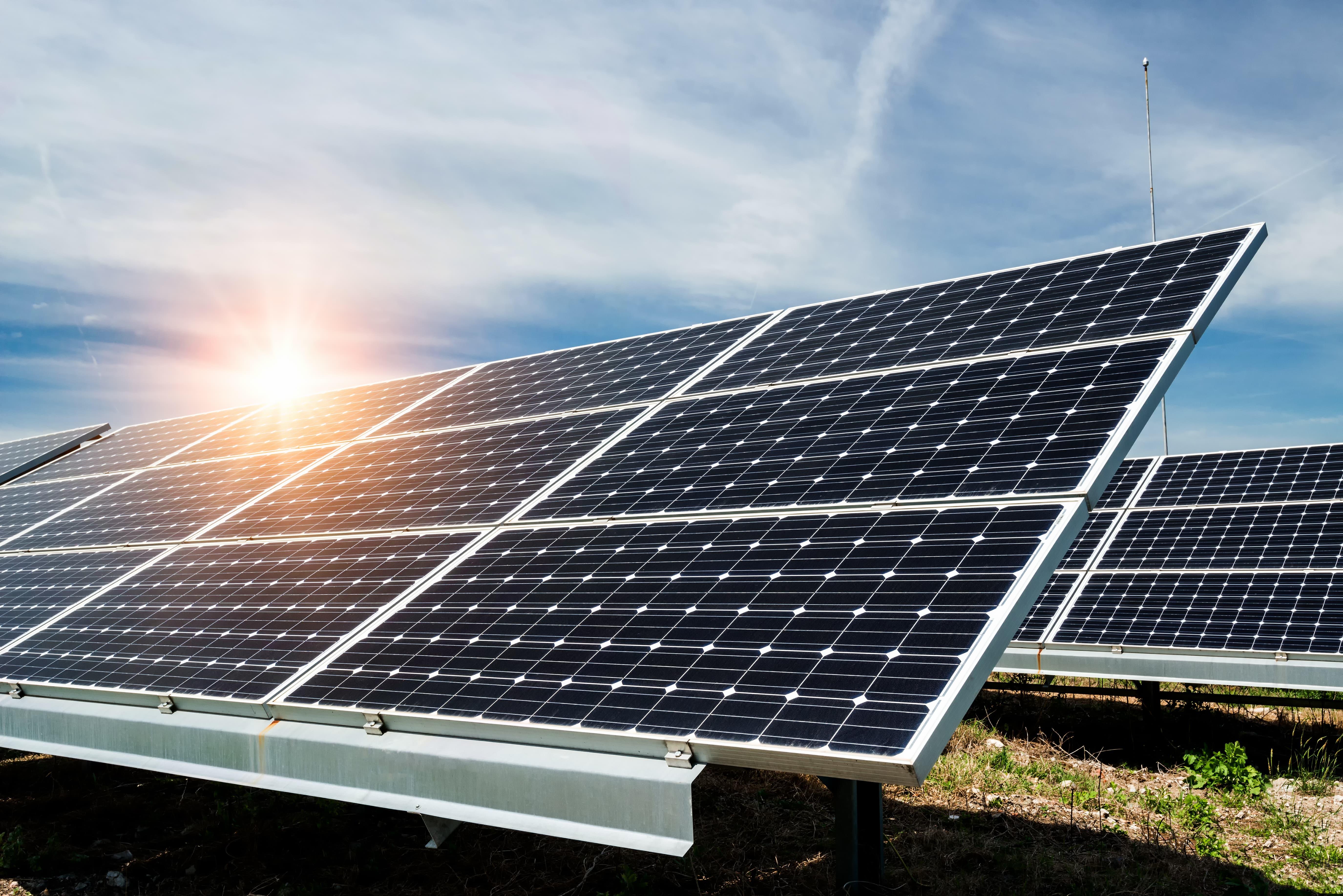 Solceller Borlänge omslagsbild