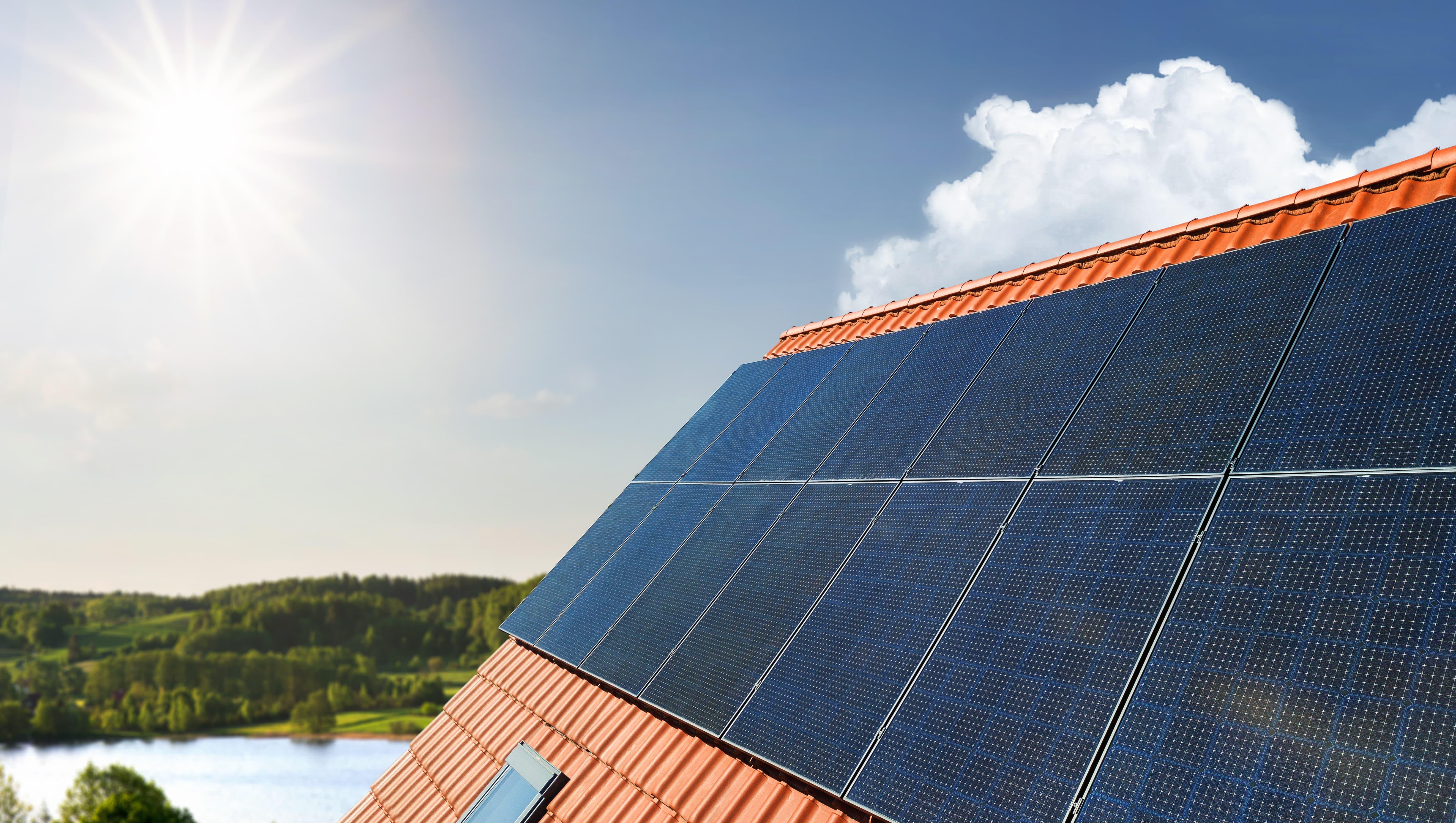 Solceller Dalarna omslagsbild