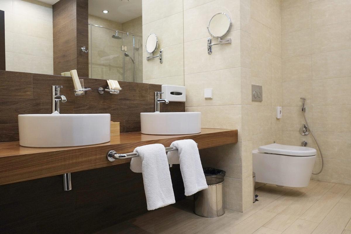Fullständig badrumsrenovering