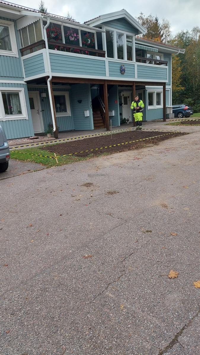 Fastighetsskötsel Västmanland, Gräsklippning Västmanland, Snöröjning Västmanland bild