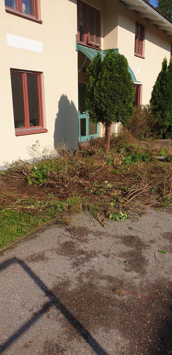 Fastighetsskötsel Dalarna, Gräsklippning Dalarna, Snöröjning Dalarna bild