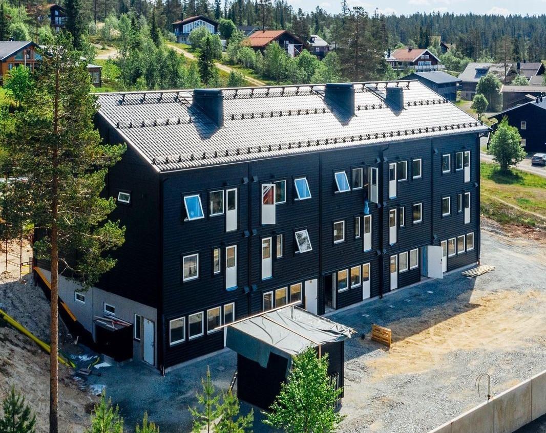 Byggföretag Idre, Byggföretag Älvdalen, Byggföretag Grövelsjön bild