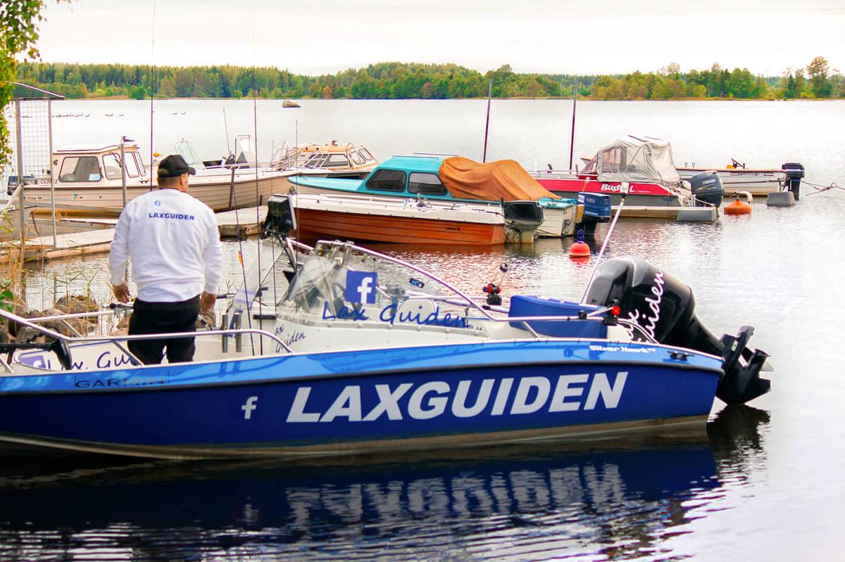 Fiskeguide för privatpersoner