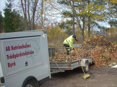 Trädgårdsskötsel Katrineholm, Plattsättning uteplats Katrineholm, Snöröjning katrineholm bild