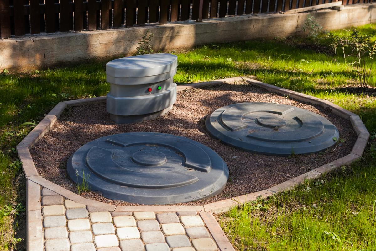Dränering Örebro, Husdränering Örebro, Enskilt avlopp Örebro bild