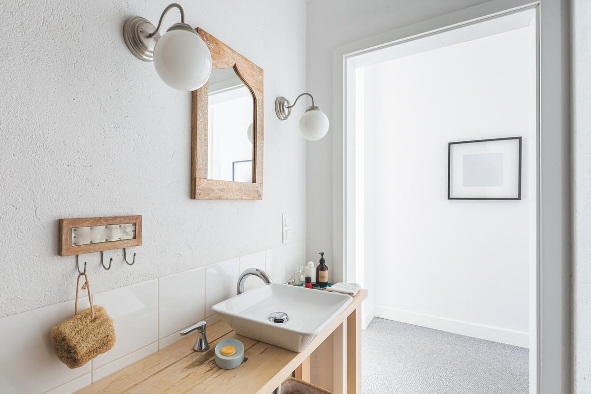 Badrumsrenovering Sandviken, Bygga badrum Sandviken, Nytt badrum Sandviken, Byta badrum, Renovera badrum Sandviken bild