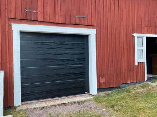 Garageportar Dalarna, Garageportar Borlänge, Garageportar Falun bild