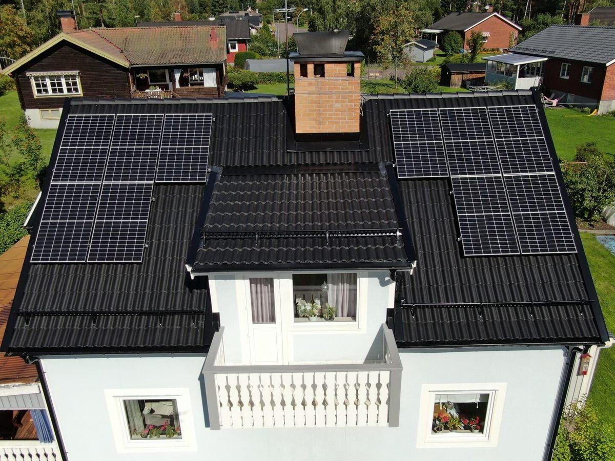 Solceller Borlänge, Solpaneler Borlänge, Solenergi Borlänge bild