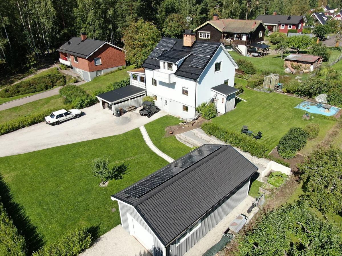 Solceller Dalarna, Solpaneler Dalarna, Solenergi Dalarna bild
