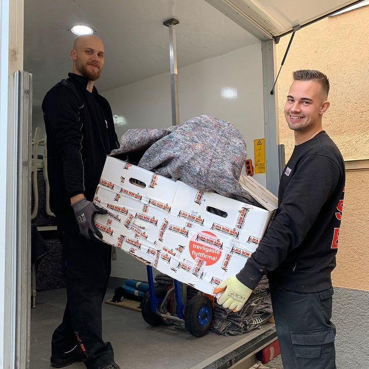 Flytthjälp Gävle, Flyttfirma Gävle, Flytthjälp Sandviken bild