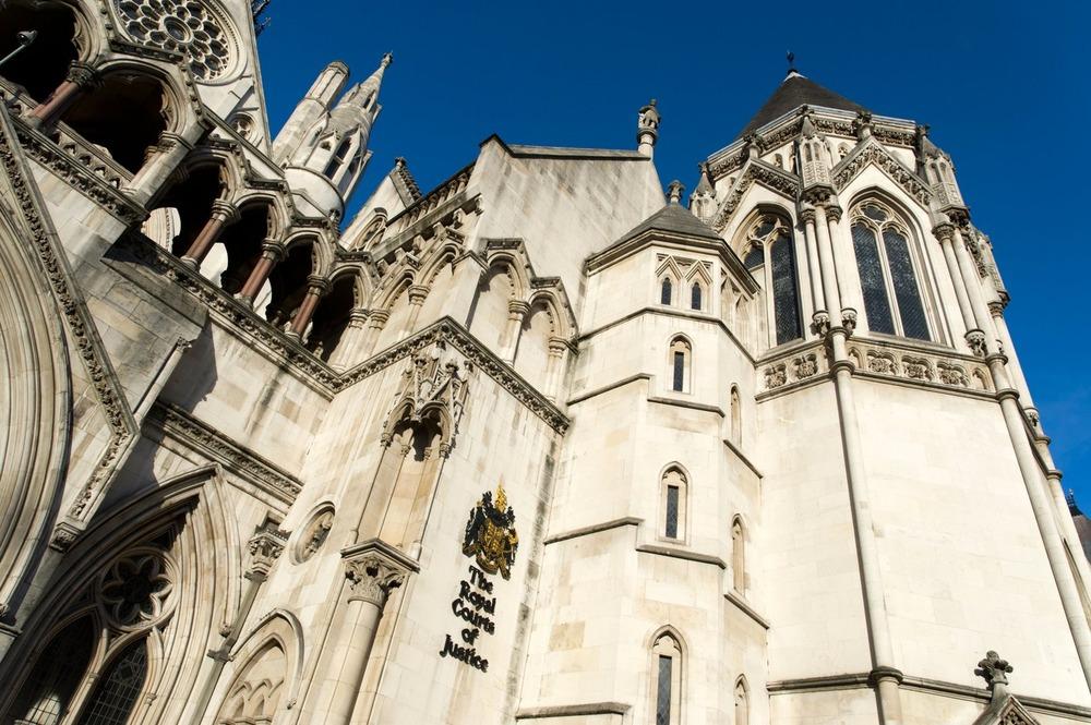 High Court of Justice, London, UK. Credit: Alex Segre / Alamy Stock Photo