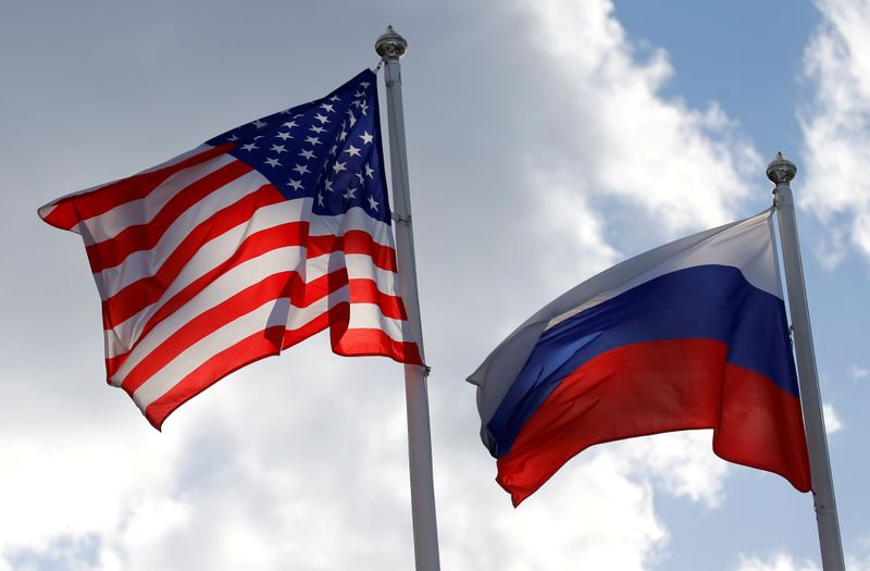 The United States will announce sanctions on Russia as soon as Thursday for alleged election interference and malicious cyber activity, targeting several individuals and entities, people familiar the matter said.
