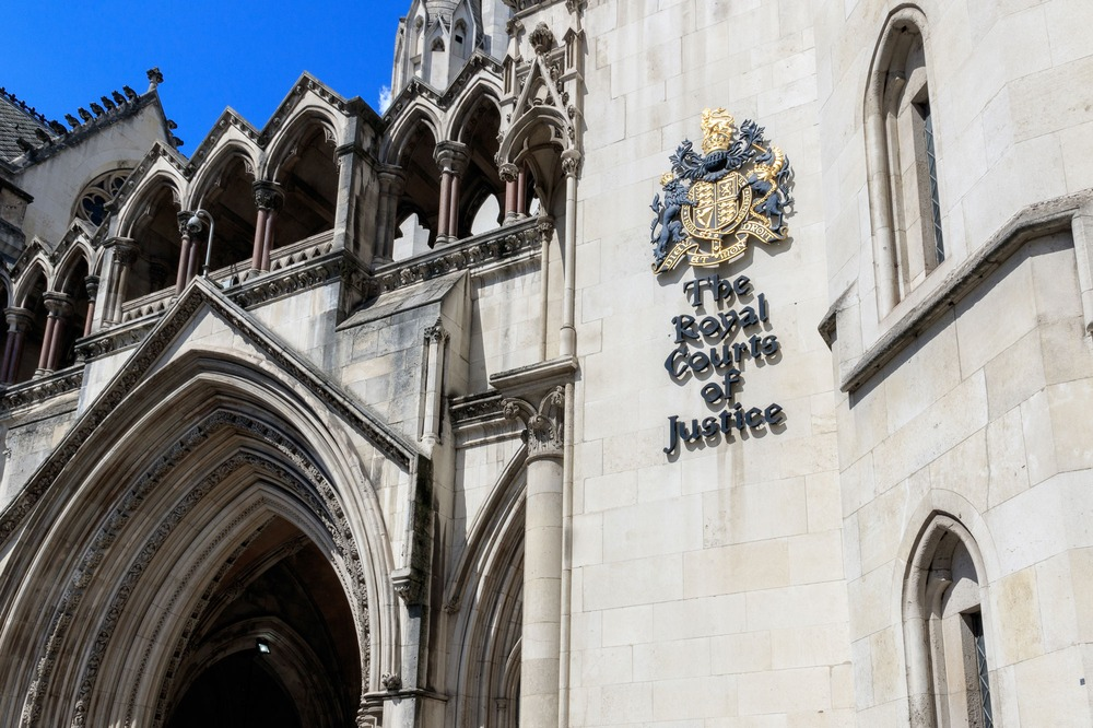 Royal Courts of Justice in London - Credit: VictorHuang, iStock © I-Wei Huang, All Rights Reserved