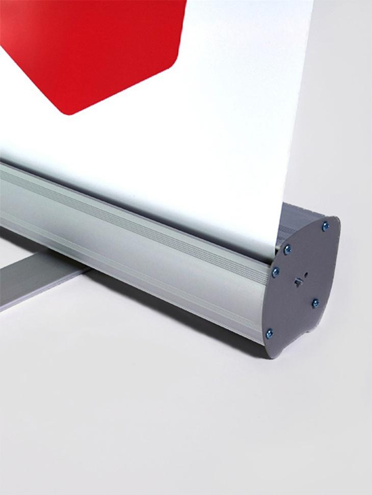 Standard Roller Banner Base Detail