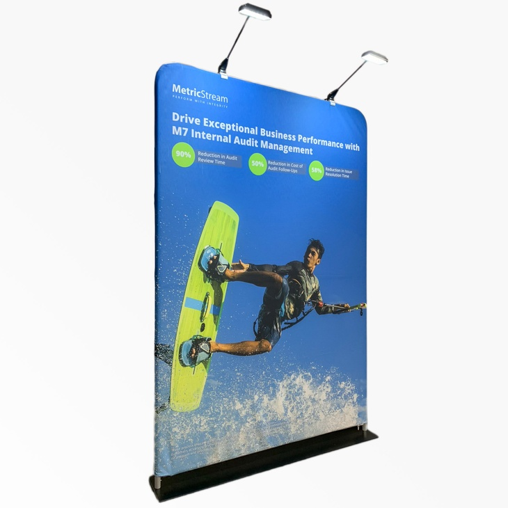 Fabric Stretch Display Stands
