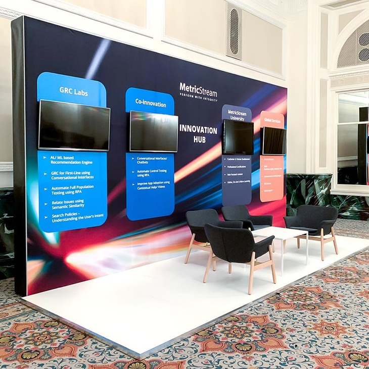 T3 Modular Exhibition Installations
