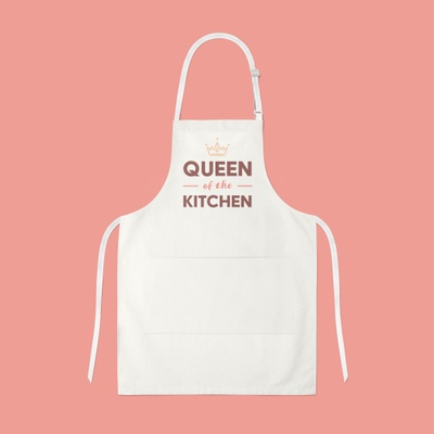 Personalised novelty aprons