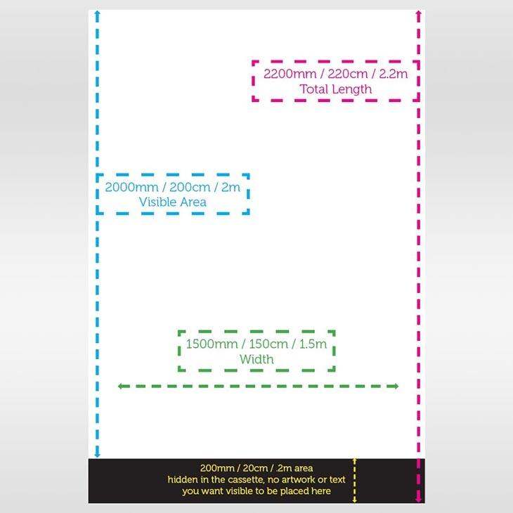 1.5m Roller Banner Guide