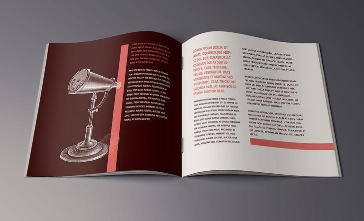 Brochure Printing & Design Service