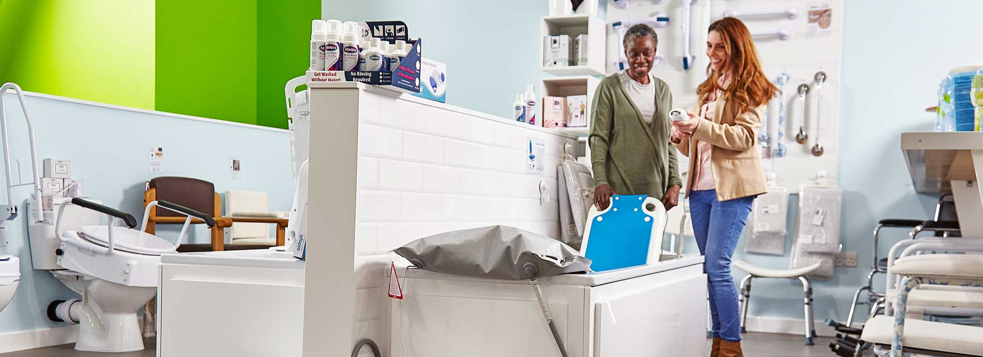 Occupational Therapist Reviews Bathroom Aids Stools And Seats