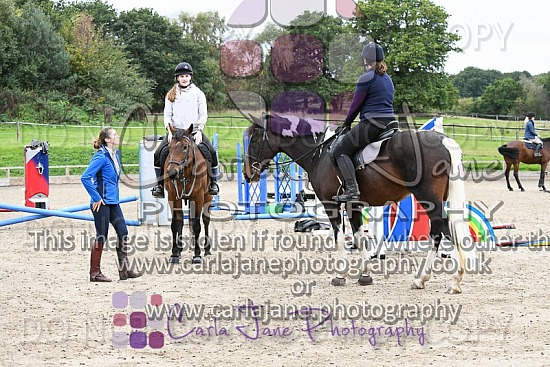 Confidence is Key-Pole & Jumping Clinic 29-09-2018