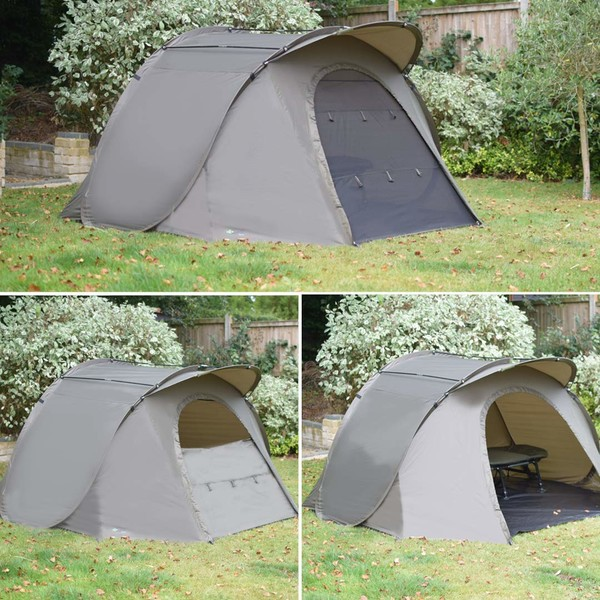 Quest Stealth Carp Fishing Bivvy