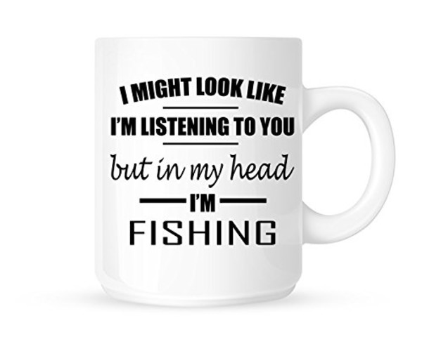 best carp fishing gift tea coffee mug