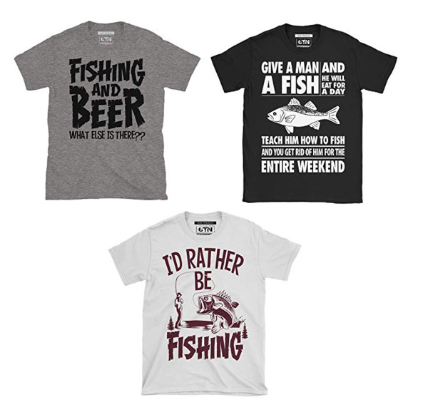 best carp fishing gift t-shirts
