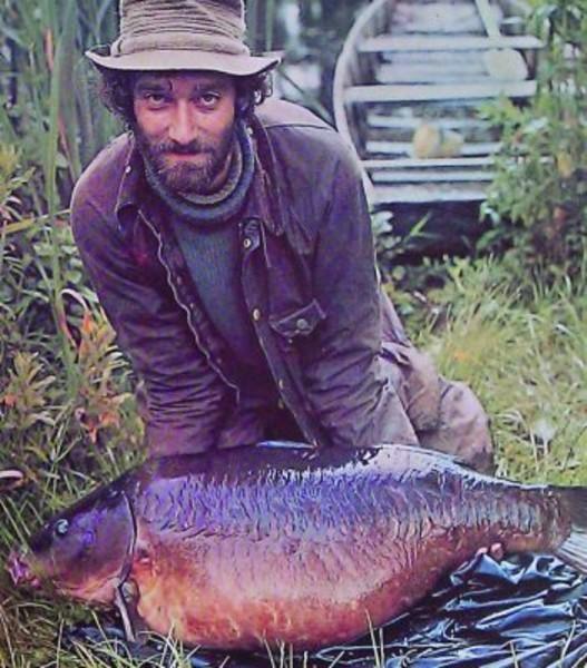 Fishing near me Chris Yates Redmire Pool