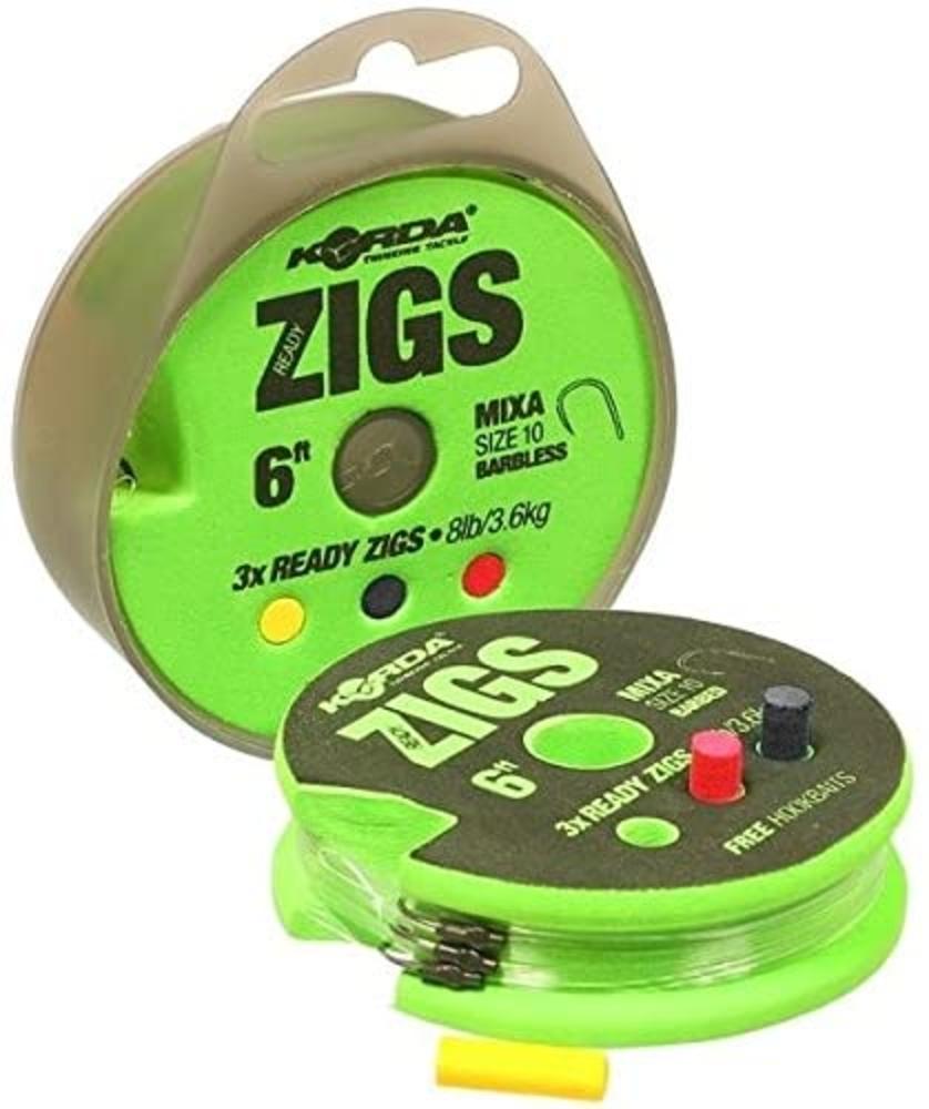 best carp rigs - zig rig