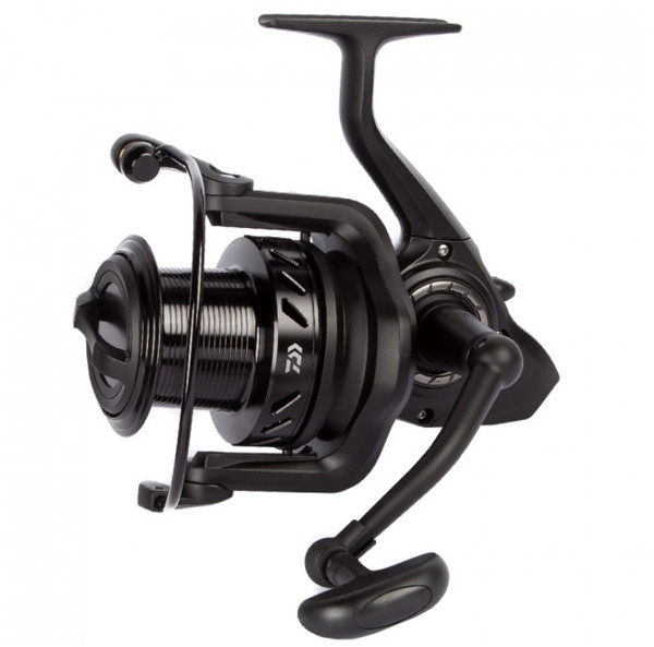 Daiwa Black Widow Bit Pit Carp Reel