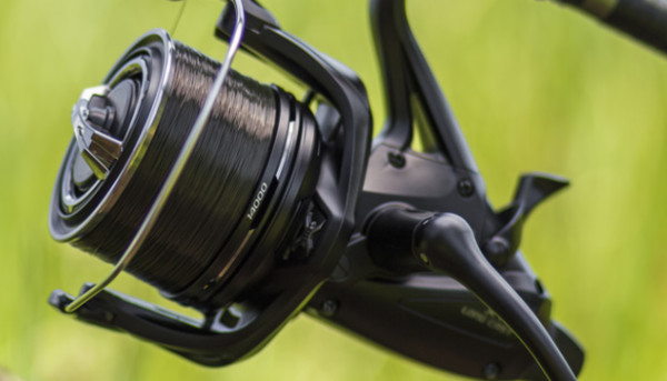 The Best Carp Fishing Reels - Shimano Baitrunner