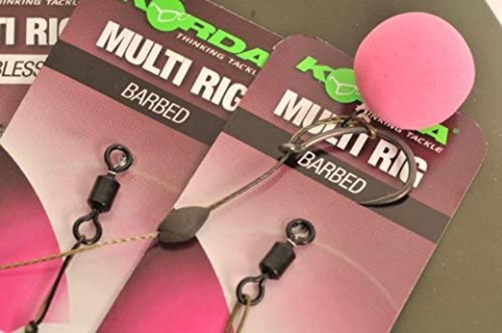 best carp rigs - multi rig