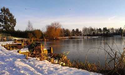 carp fishing winter tips
