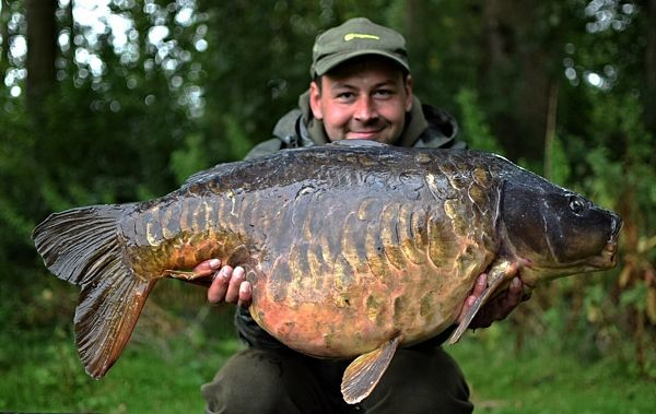 fishing near me Oxford Linear Carp