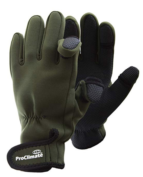 best carp fishing gift gloves