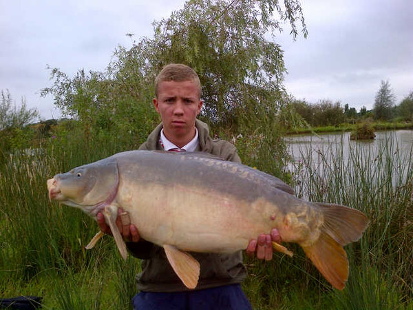 Fishing near me Tylers Common Fisheries mirror carp
