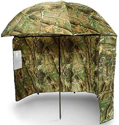 NGT Camouflage Best Fishing Umbrella