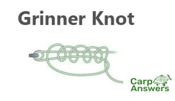 carp grinner knot