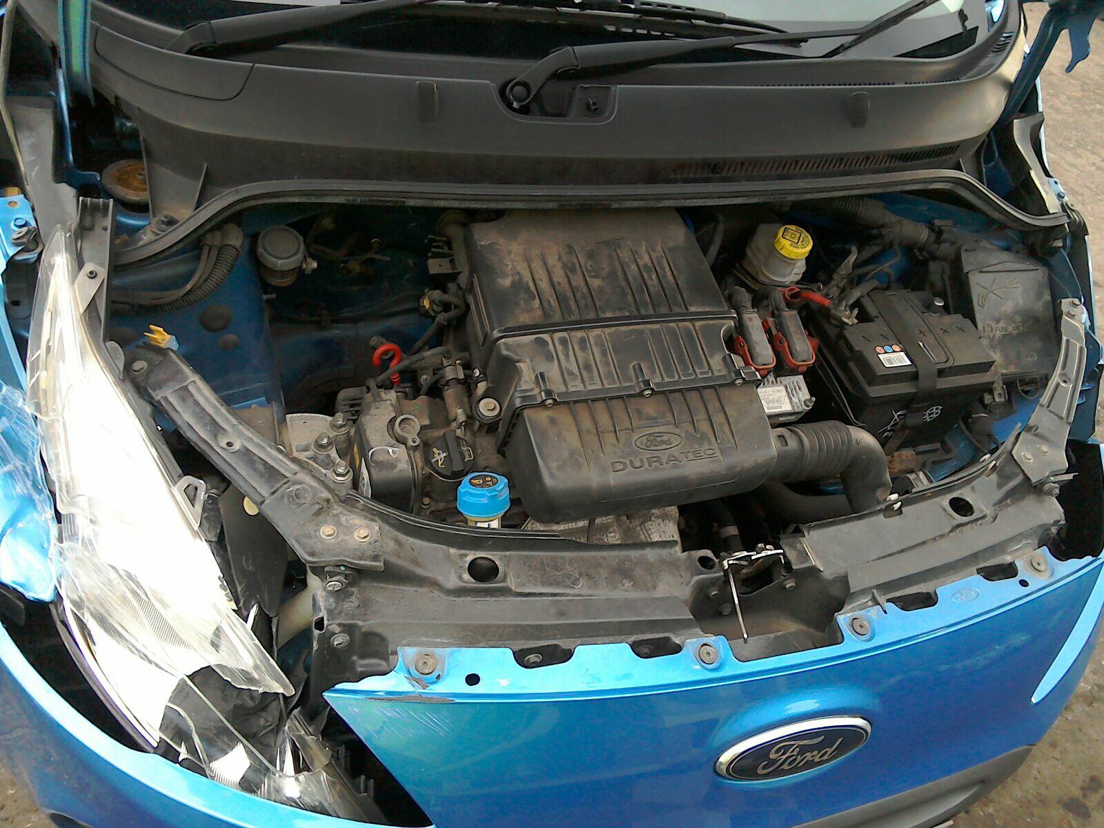 Ford Ka   Petrol Normally Aspirated Aaaa Fp Engine