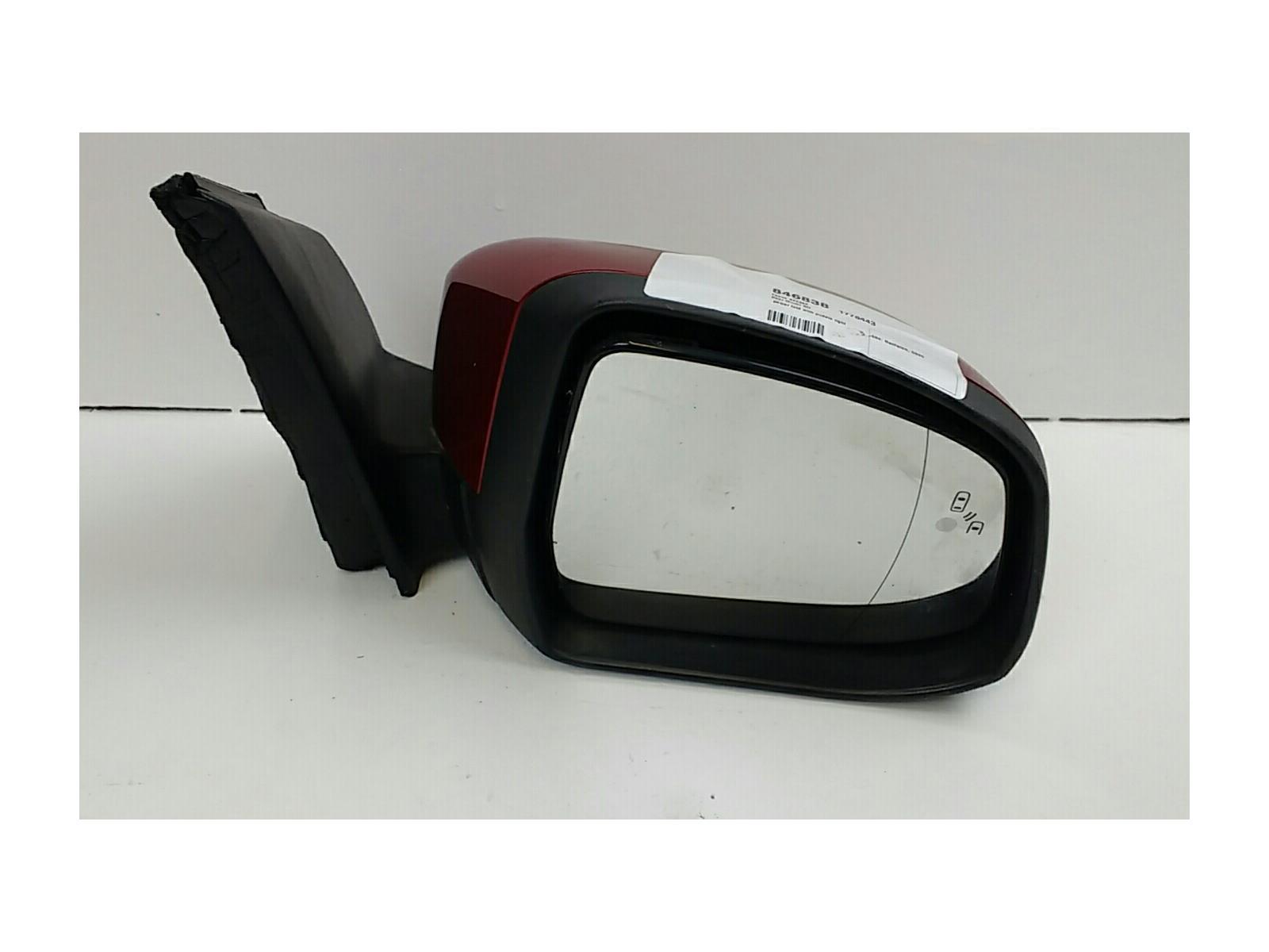 Ford Focus 2011 To 2014 Titanium X Door Mirror Rh Diesel Manual