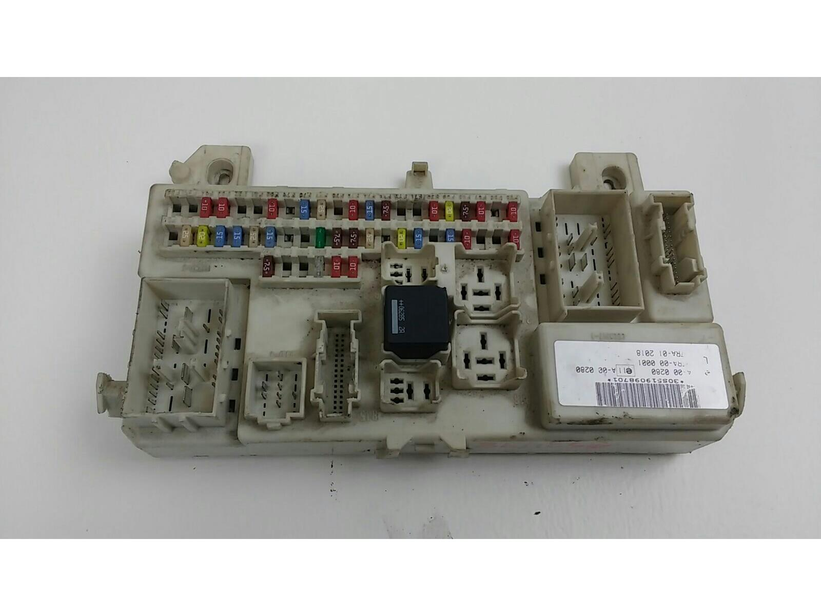 synetiq - ford mk2 (c307) 2004 to 2011 zetec climate fuse box (petrol /  manual) for sale  synetiq