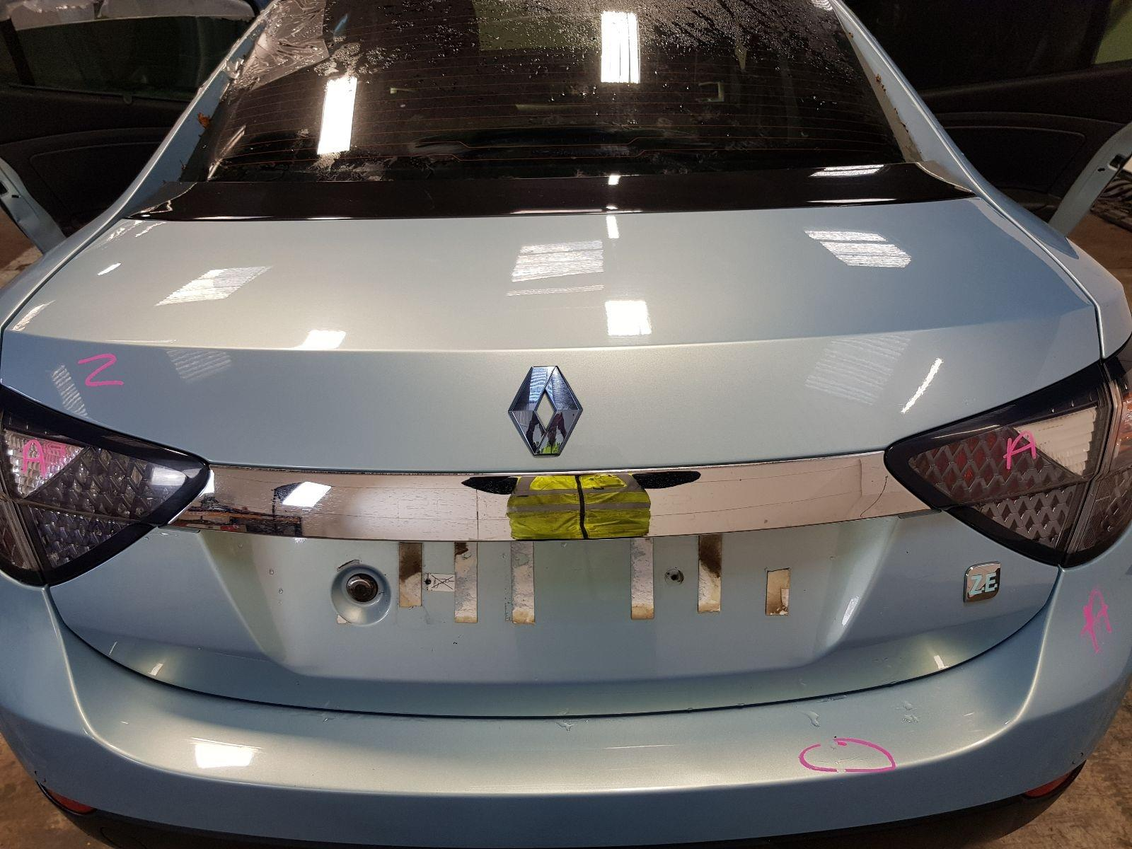Synetiq Renault Mk1 Ph2 X38 2009 To 2013 Dynamique Tailgate Electric Cvt For Sale