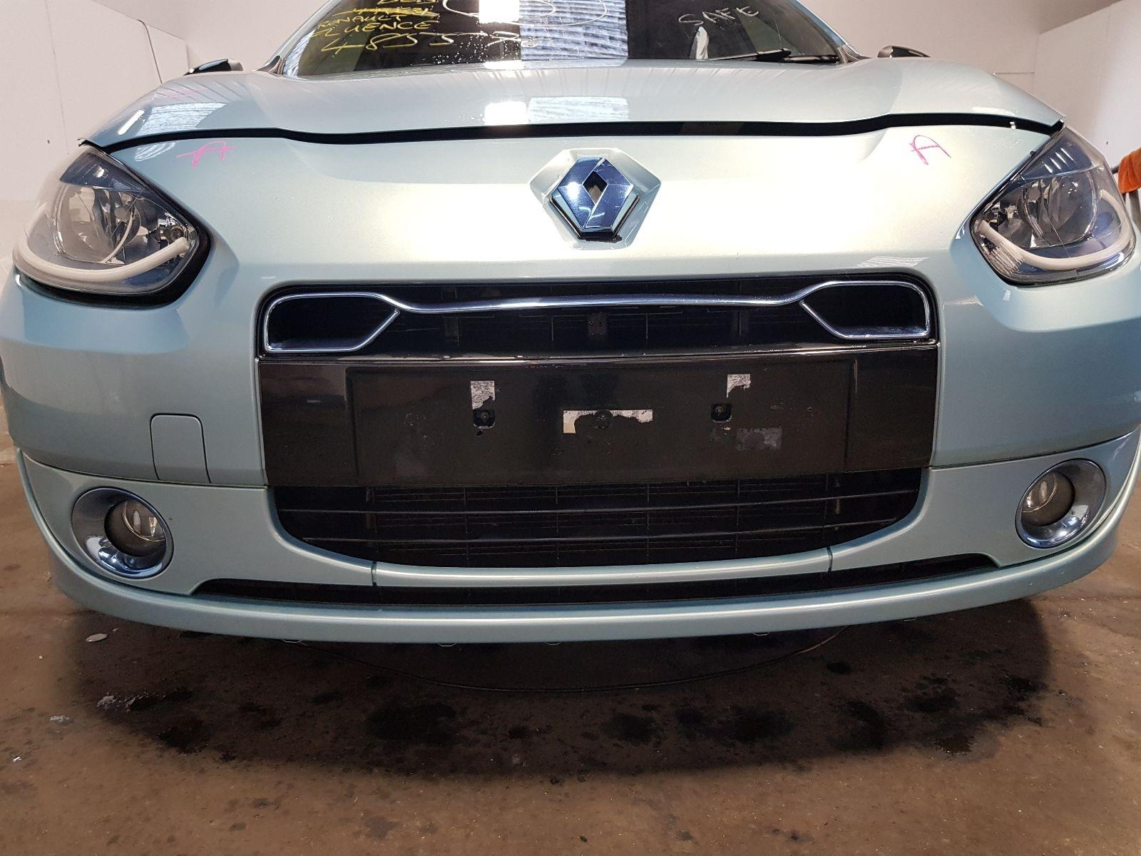 Synetiq Renault Mk1 Ph2 X38 2009 To 2013 Dynamique Front End Assembly Electric Cvt For Sale