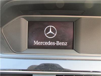 Multi Function Display UnitMercedes Benz C Class 2011 On C22